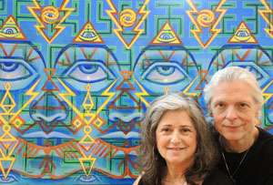 Alex Grey & Allyson Grey