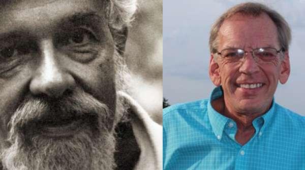 Shaya Isenberg and Larry Reimer