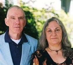 Robert Jahn and Brenda Dunne