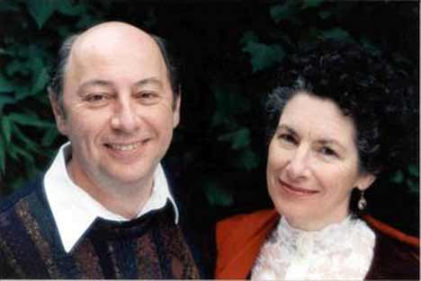 Paul H. Ray and Sherry Ruth Anderson